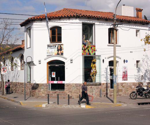 Centro cultural Tizon