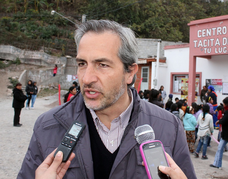 Director Barcena