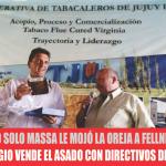 Perico Noticias. cooperativa de tabacaleros de jujuy en el abismo