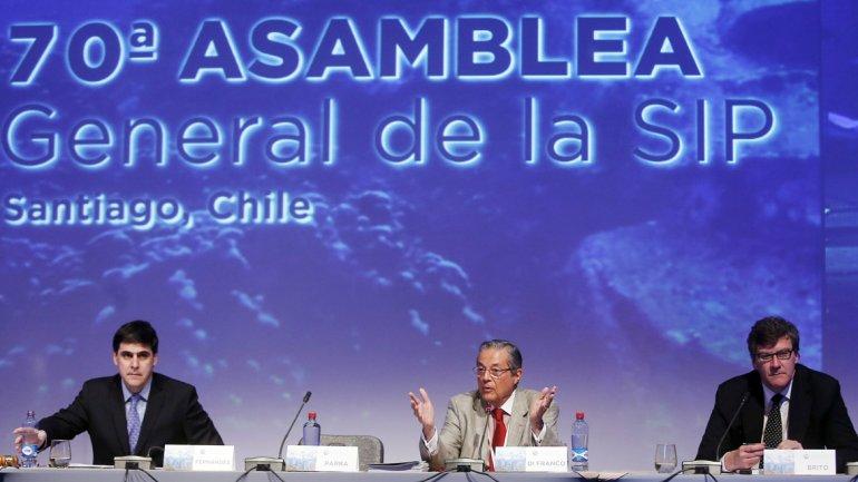 SIP 70 asamblea