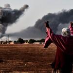 bombardeo kobane 2