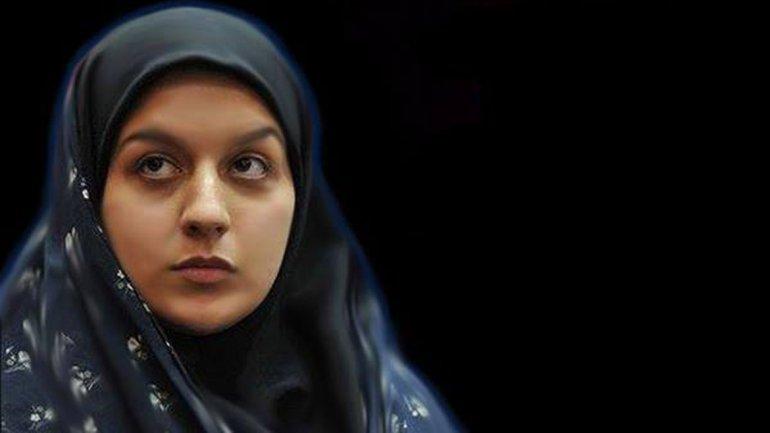 iran mujer condenada a la horca