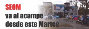 NOTINOR - ACAMPE DESDE EL MARTES
