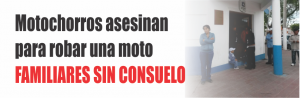 Notinor. asesinan para robar en Monterrico