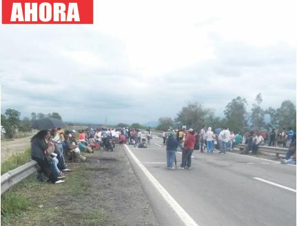 Notinor. corte de CTA Jujuy