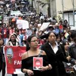 estudiantes desaparecidos