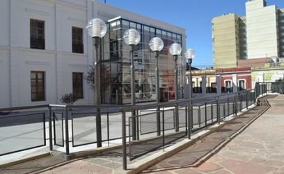 plaza ricardo vilca jujuy