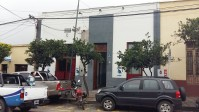 Foto Pintada Comitu00E9 UCR Jujuy 04-marzo-2015