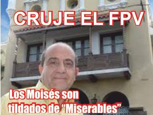 Perico Noticias. cruje el FPV