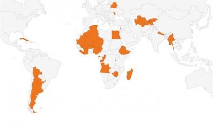 mapa de riesgo economico