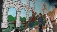 mural cerro las rosas