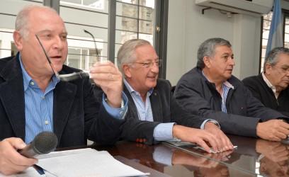 AUTORIDADES PARTIDARIAS EN EL CONGRESO DEL PJ JUJUY