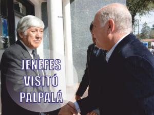 JENEFES VISITÓ PALPALÁ
