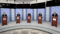 Debate presidencial ASDERl con los candidatos presidenciales para las Elecciones 2014.