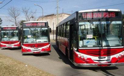 colectivo union bus
