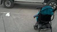 Rampas para discapacitados obstruidas