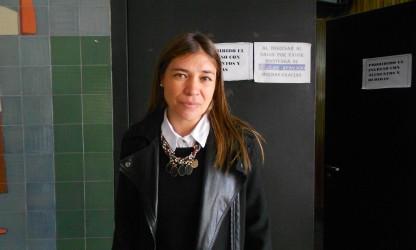 La Directora del INADI