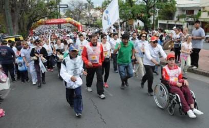 maraton por dos