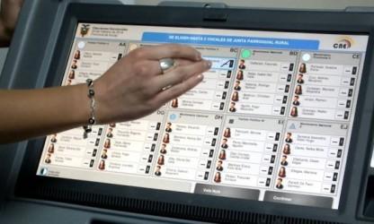 voto electronico buenos aires