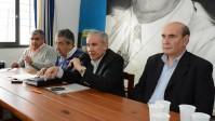 2 BARRIONUEVO Y DIRIGENTES DE CAPITAL DELINEARON AGENDA DE TRABAJO