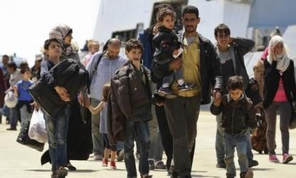 inmigrantes sirios