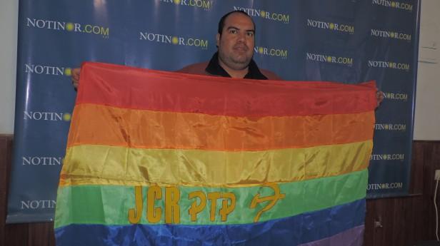 Javier Pinto, candidato a Diputado Provincial por Unión Popular