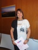 Sandra Nicolás - Secretaria de Servicio de CAME - Presidente Mujeres Empresarias
