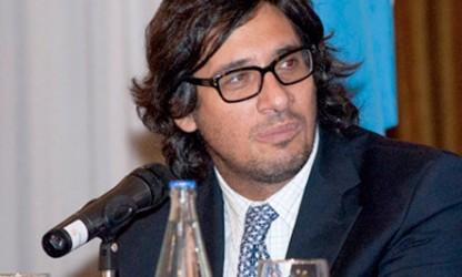 Dr.-Germán-Garavano Ministro de Justicia y Derechos Humanos