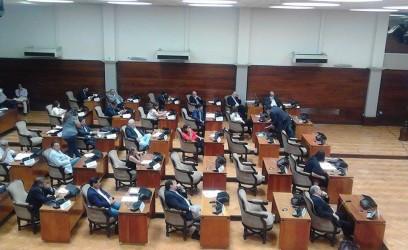 legislatura sesion 1