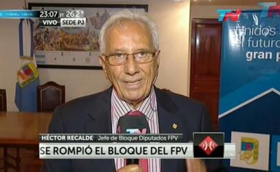 recalde fpv