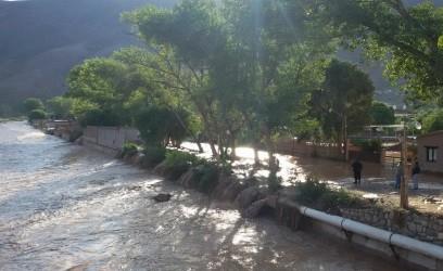 tilcara inundacion