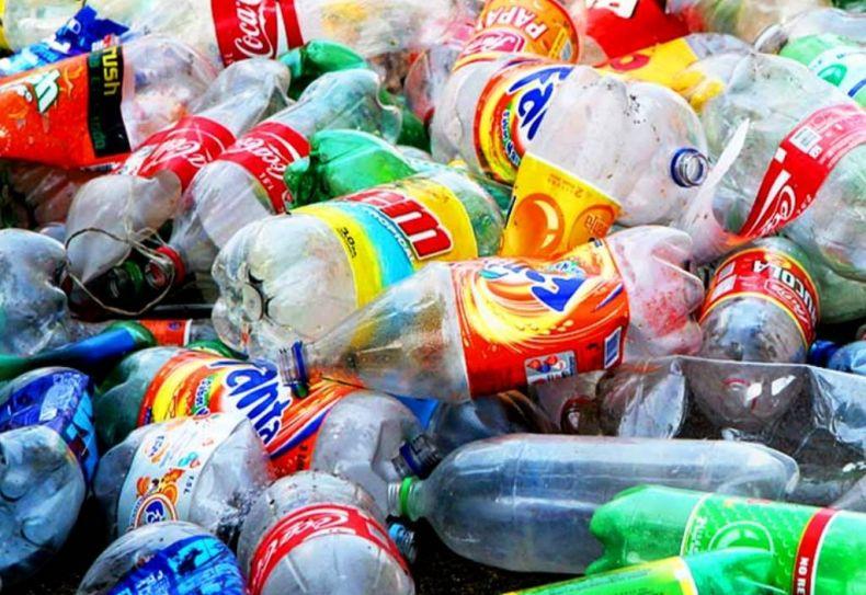 botellas plastico