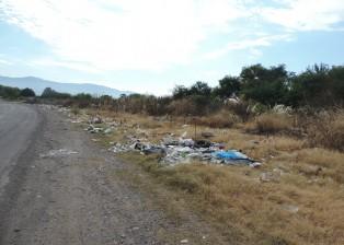 muy basura ruta
