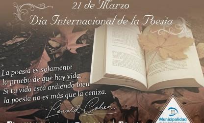 Dia de la Poesía