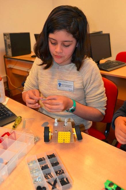 Niños robotica 3