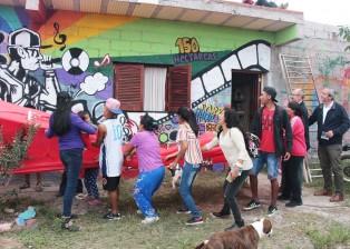 inaguracion mural 150 hectarea 1