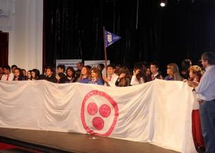 Lanzamiento concejo deliberante estudiantil 2