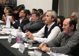 Reunión concejo provincial de turismo