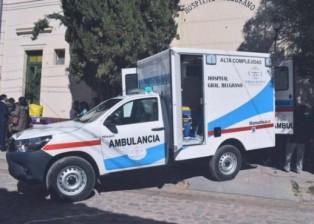 ambulancia Humahuaca