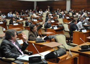 sesion legislatura jueza