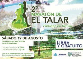 2da Maratón ELTALAR
