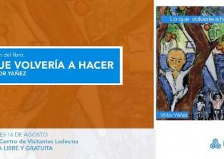 Libro infantil CVL Invitación