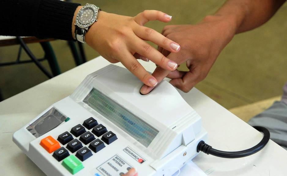 PASO 2017 sistema de control biométrico
