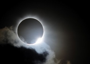 <> on November 13, 2012 in Cairns, Australia. Thousands of eclipse-watchers have gathered in part of North Queensland to enjoy the solar eclipse, the first in Australia in a decade.