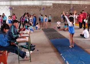 Torneo de gimnasia artística 1
