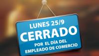 dia del empleado de comercio 2017