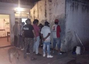 Foto demorados en operativo de Narcotráfico - copia
