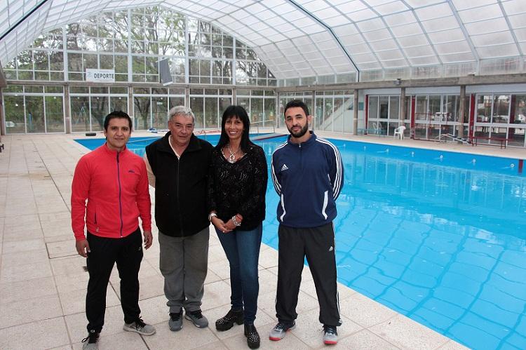primer torneo natatorio municipal
