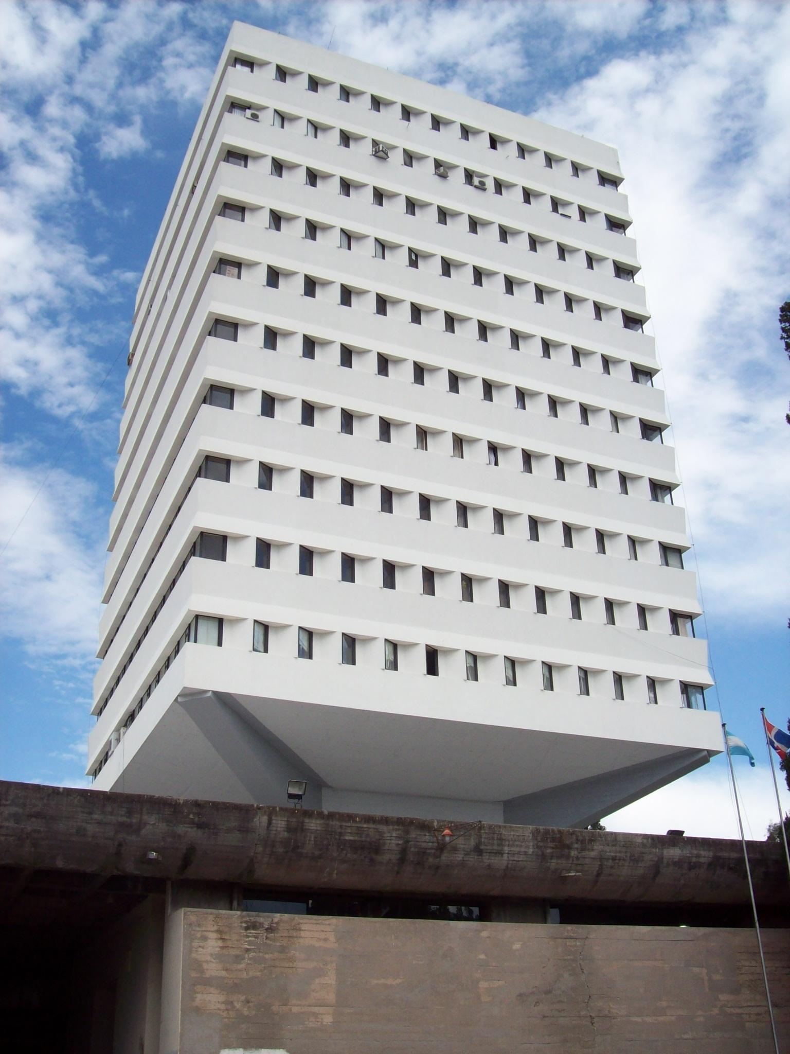 Edificio Tribunales