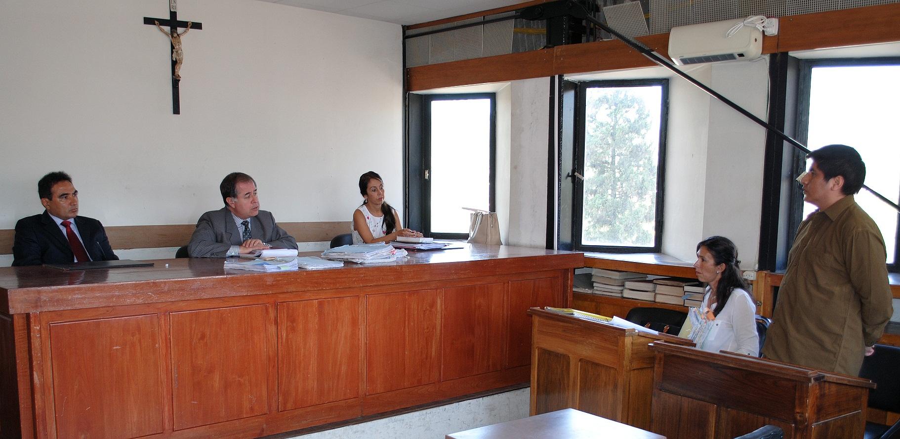 TRIBUNAL CRIMINAL 2 -JUICIO PUCA - ABSOLUCION X DUDA123